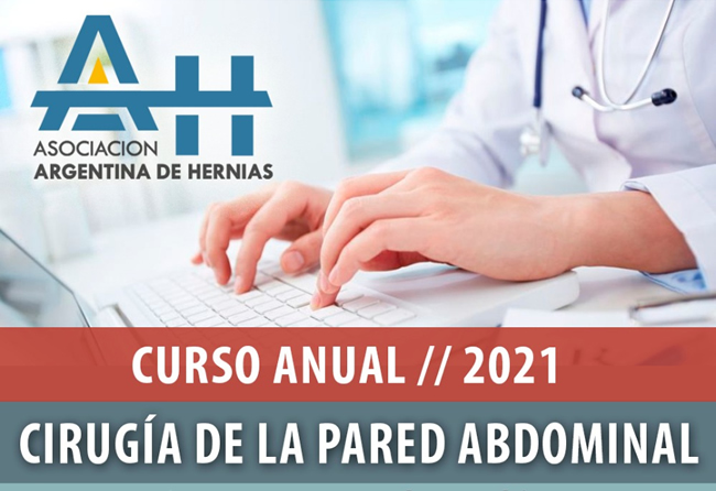 Curso anual de cirugía de la pared abdominal
